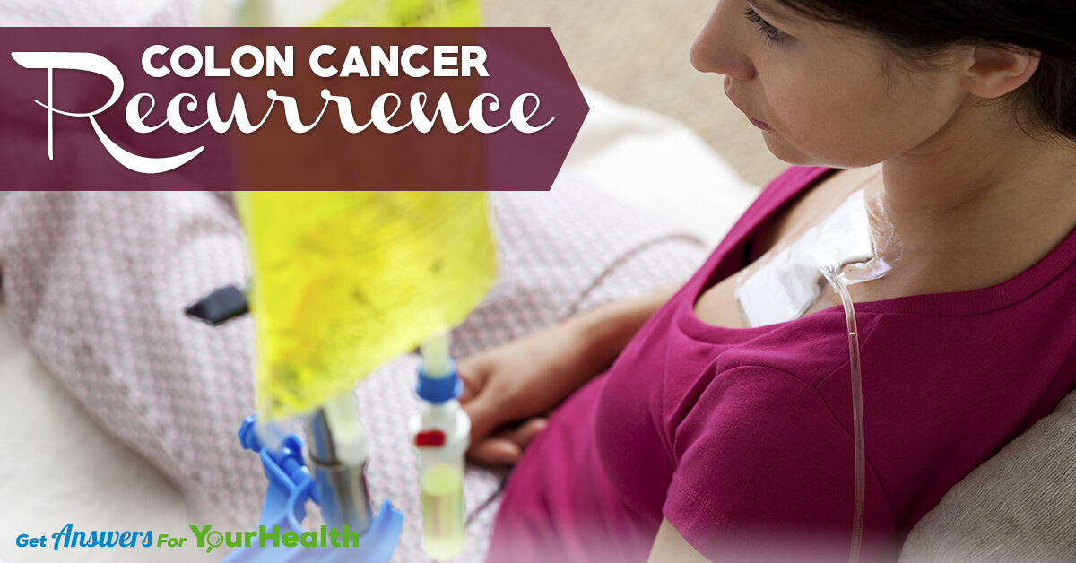 Can Colon Cancer Come Back Health Solutions Plus